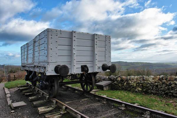 Photograph - Middleton Top Wagon by Scott Lyons