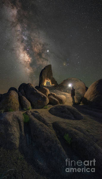 Photograph - Midnight Explorer At Boot Arch  by Michael Ver Sprill