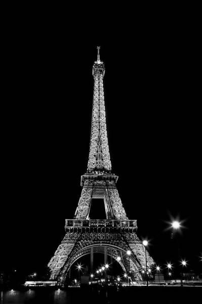 Wall Art - Photograph - Midnight In Paris - Classic Edition by Kamil Swiatek
