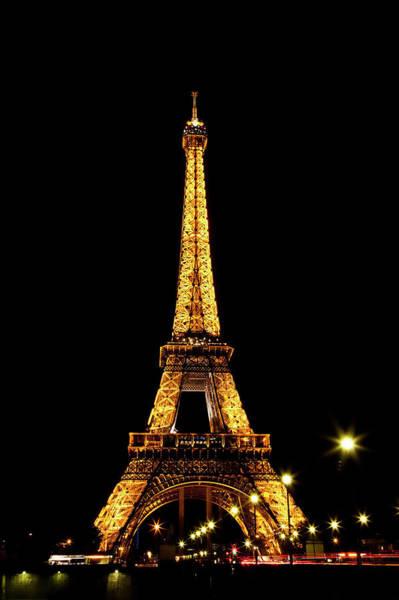 Wall Art - Photograph - Midnight In Paris by Kamil Swiatek