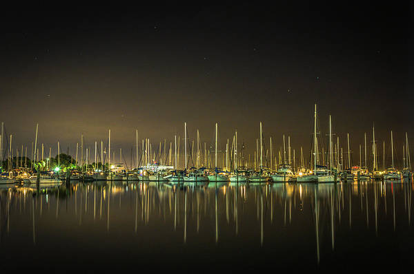 Photograph - Midnight Reflections by Joe Leone