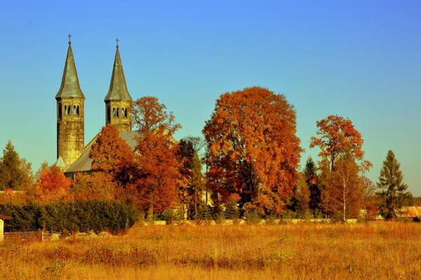 Gorecki Photograph - Miedzierza Church by Henryk Gorecki