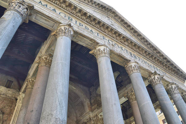Photograph - Mighty Pantheon by JAMART Photography