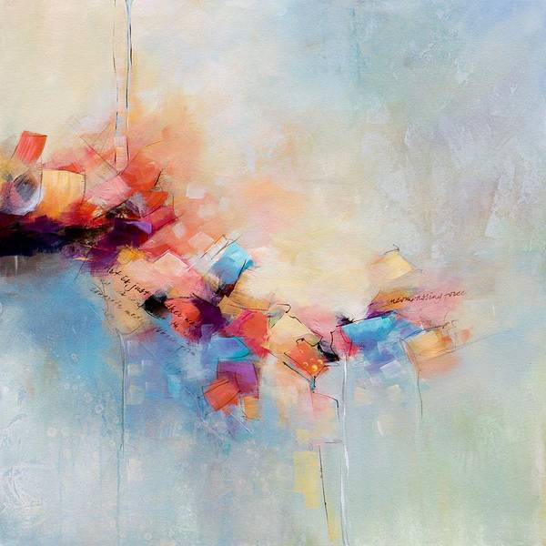 Wall Art - Painting - Migration by Karen Hale