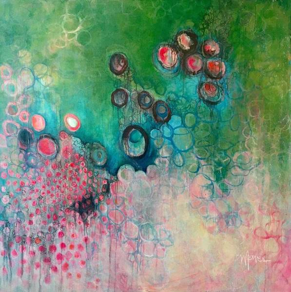 Painting - Migration by Laurie Maves ART