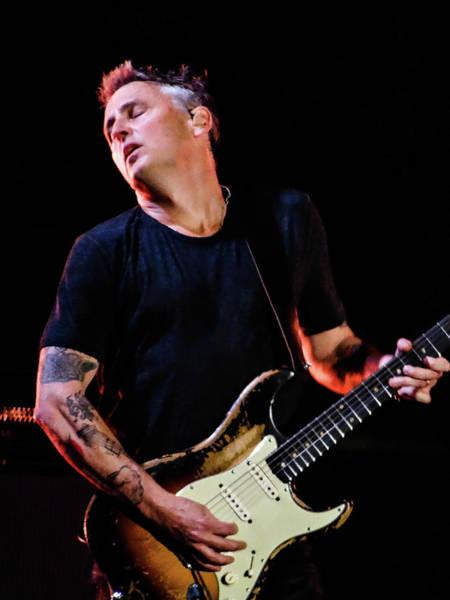 Pearl Jam Photograph - Mike Mccready In La by John Hardin