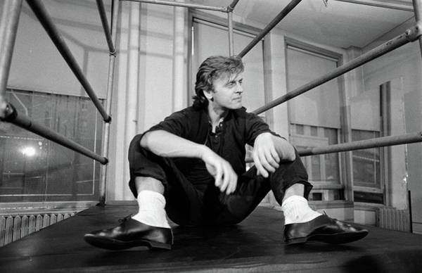 Photograph - Mikhail Baryshnikov by Time & Life Pictures