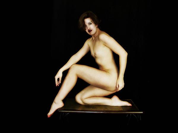 Digital Art - Mikki 5 by Mark Baranowski