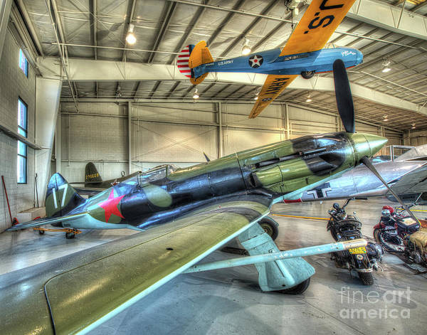 Ju 52 Wall Art - Photograph - Mikoyan - Gurevich Mig-3 by Greg Hager