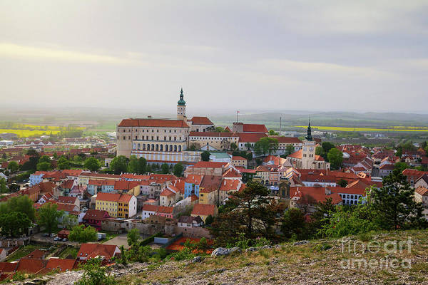 Photograph - Mikulov In Moravia by Les Palenik