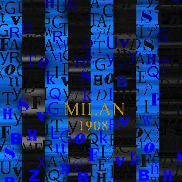 Digital Art - Milan 1908 by Alberto RuiZ