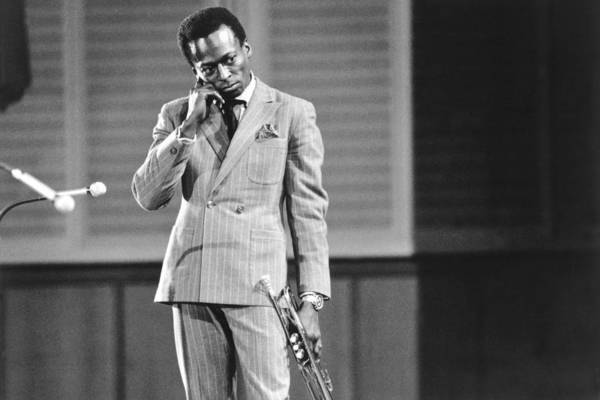 Photograph - Miles Davis In Germany by Michael Ochs Archives