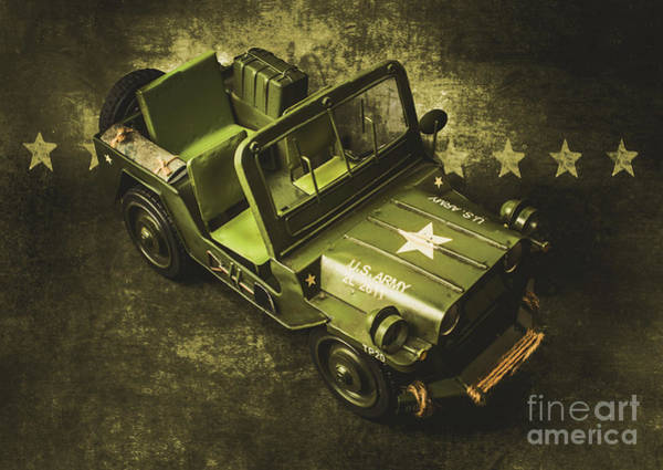 Wall Art - Photograph - Military Green by Jorgo Photography - Wall Art Gallery