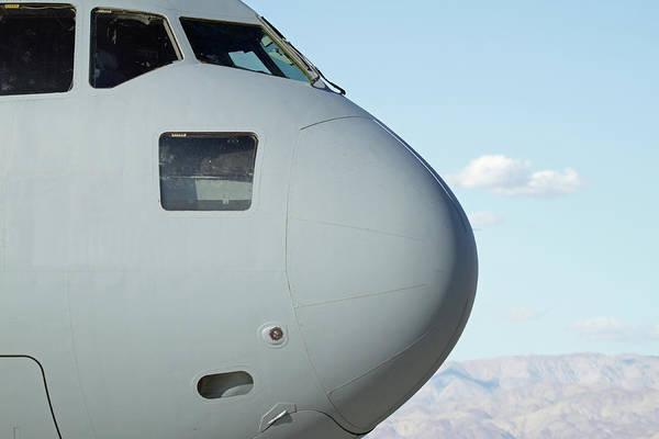 C-17 Photograph - Military Jet by Mikvivi