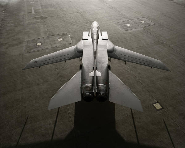 Military Air Base Photograph - Military Plane by Jonathan Knowles