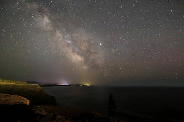 Wall Art - Photograph - Milky Way 01033 by Kristina Rinell