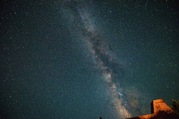 Photograph - Milky Way Above Arizona by Mark Duehmig