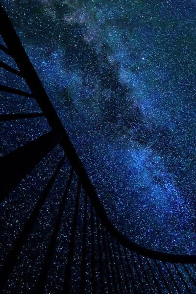 Wall Art - Photograph - Milky Way Fence by Pelo Blanco Photo