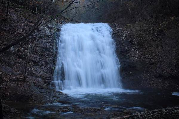 Photograph - Mill Creek Falls by Richard Parks