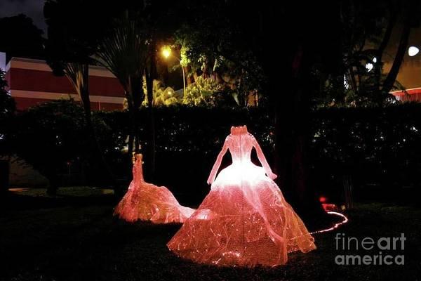 Sculpture - Millenial Prom Dresses by Kasey Jones