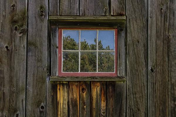 Photograph - Miller Barn 2 by Heather Kenward