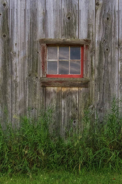 Wall Art - Photograph - Miller Barn 4 by Heather Kenward