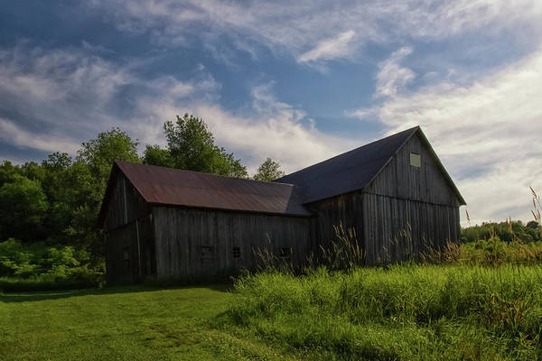 Wall Art - Photograph - Miller Barn 5 by Heather Kenward