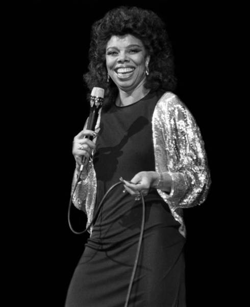 Soul Music Photograph - Millie Jackson Live In Concert by Raymond Boyd