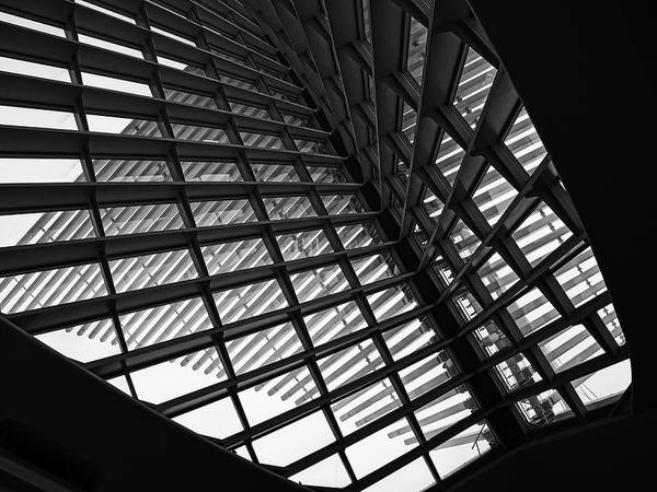 Photograph - Milwaukee Art Museum 2 by Steven Ralser