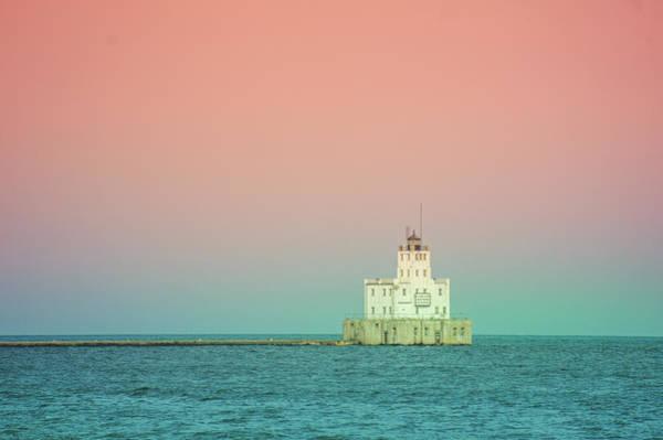 Wall Art - Photograph - Milwaukee Pierhead Lighthouse by Art Spectrum