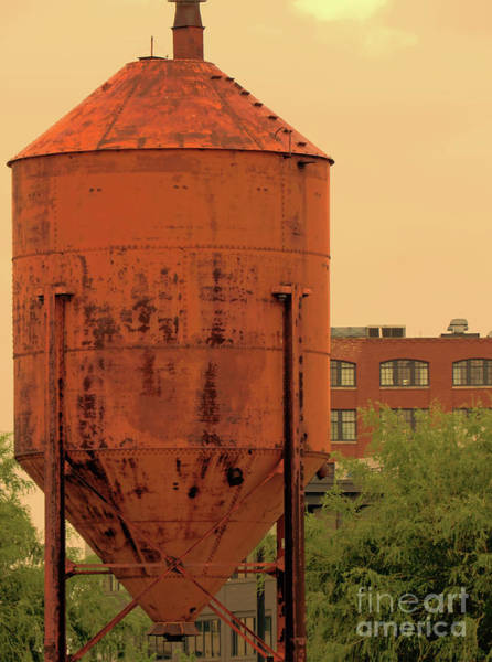 Photograph - Milwaukee Rusted And Beautiful by Roberta Byram