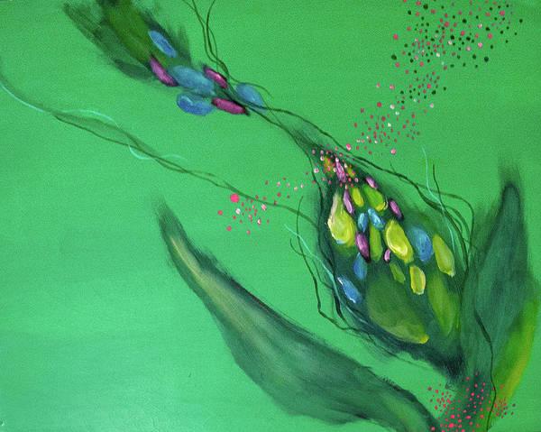Painting - Mind #04 by Natsumi Yamaguchi
