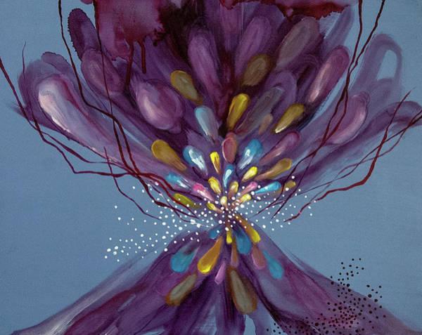 Painting - Mind #06 by Natsumi Yamaguchi