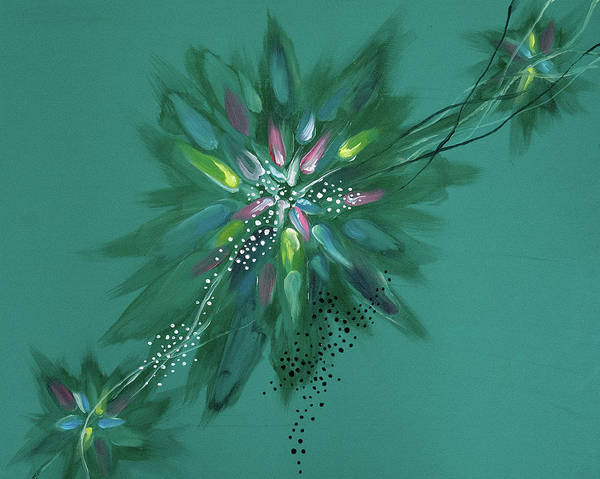 Painting - Mind #07 by Natsumi Yamaguchi