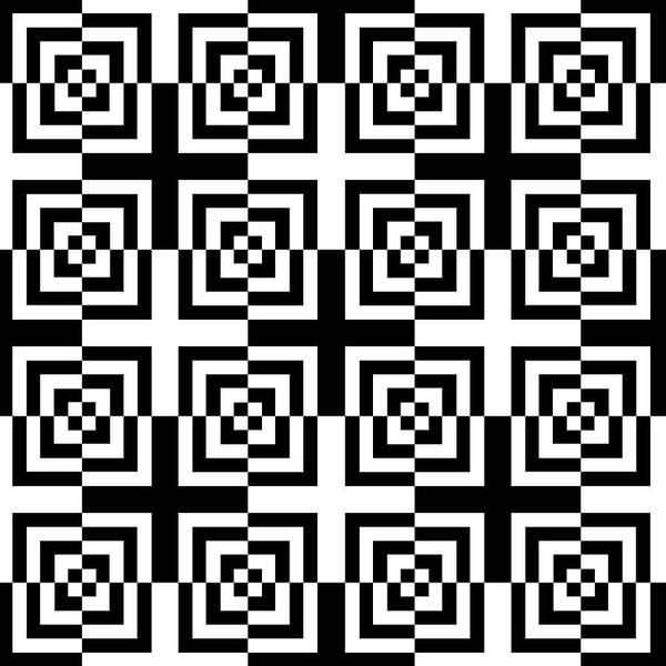 Shower Curtain Digital Art - Mind Games 16 by Mike McGlothlen