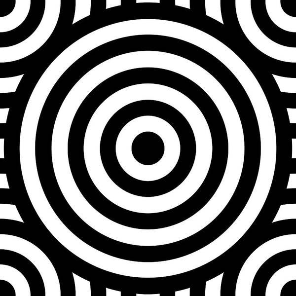 Shower Curtain Digital Art - Mind Games 52 by Mike McGlothlen