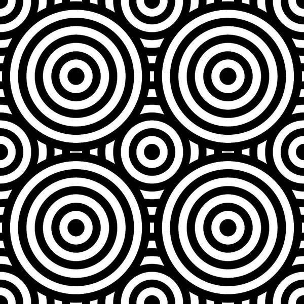 Shower Curtain Digital Art - Mind Games 55 by Mike McGlothlen