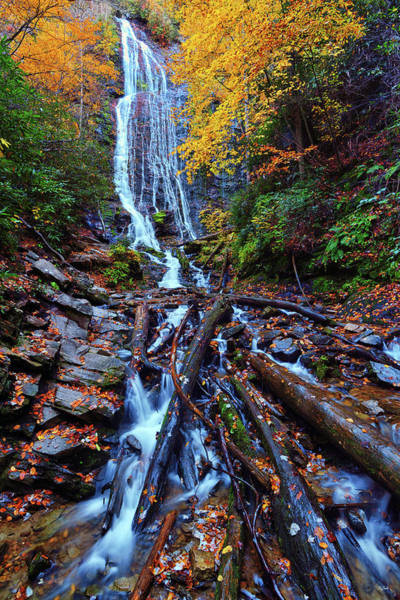 Photograph - Mingo Falls by Greg Norrell