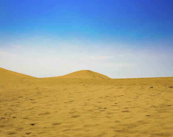 Wall Art - Photograph - Minimal Desert Landscape by Dan Sproul