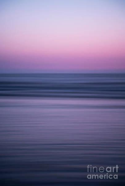 Photograph - Minimalist Sunset by David Lichtneker