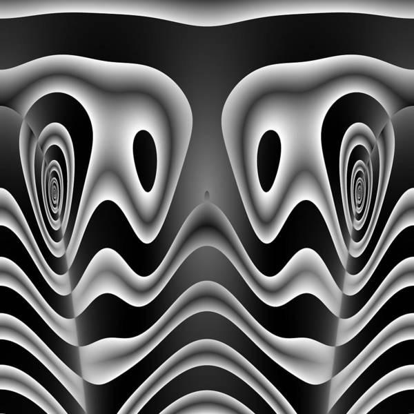 Serendipity Digital Art - Ministency by Andrew Kotlinski