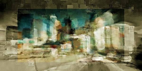 Digital Art - Minneapolis 22 by David Manlove