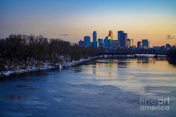 Photograph - Minneapolis Skyline by Susan Rydberg