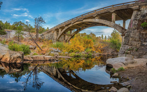 Photograph - Mira Paradis Bridge by Jonathan Hansen