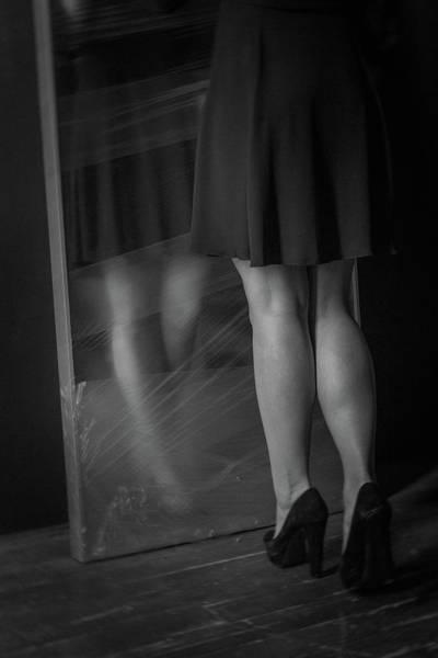 Photograph - Mirror #9376 by Andrey Godyaykin