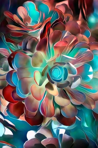Wall Art - Digital Art - Mirth Is Like A Flash Of Lightning... by Artly Studio