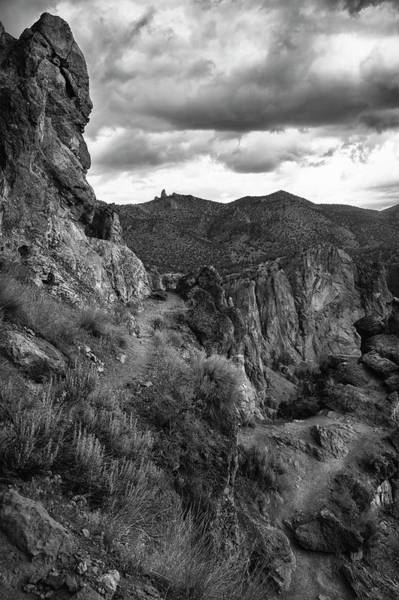 Photograph - Misery Ridge by Steven Clark