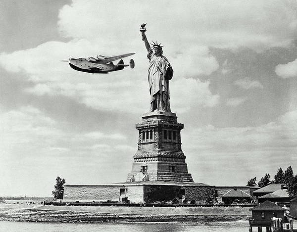 Statue Photograph - Missed Liberty by Archive Holdings Inc.