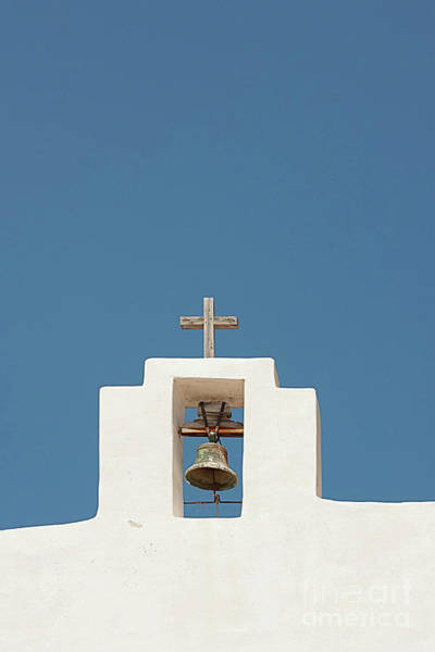 Baleares Photograph - Mission Bell by John Edwards