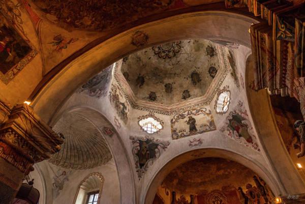 Photograph - Mission San Xavier Del Bac IIi by David Gordon